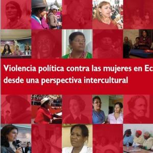 23-AMUME violencia politica contra mujeres Ecuador