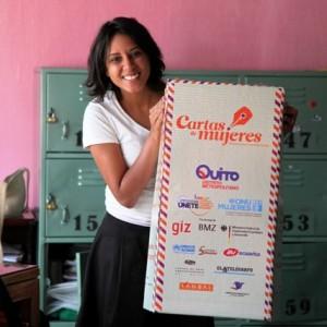 Cartas de mujeres-Quito0