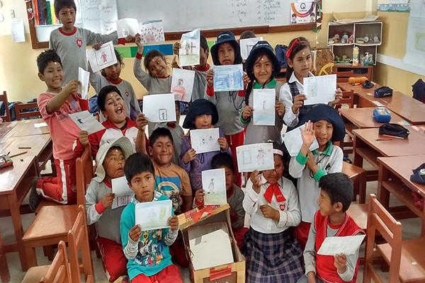 Más de 5 mil niñ@s capacitados en los colegios Fe y Alegría
