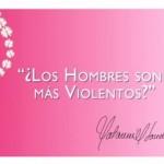 154_video Anaflex Los hombres son mas violentos