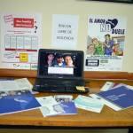 Kits de materiales de contenido de ComVoMujer Foto: Fundación Paraguaya