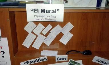 """""""El Mural"""" Foto: Fundación Paraguaya"""