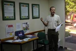 Rodrigo Alonso, Gerente de Desarrollo Organizacional de Fundación Paraguaya Foto: Fundación Paraguaya