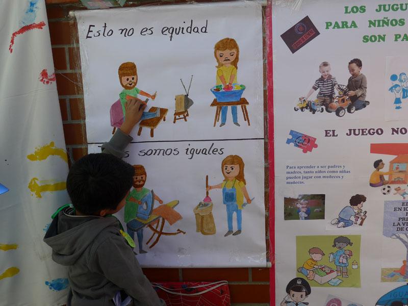 Educacion Para La Prevencion Con Ninos Y Ninas Mujeres Libres De