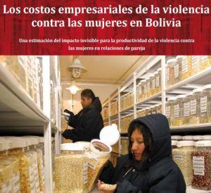 costos bolivia