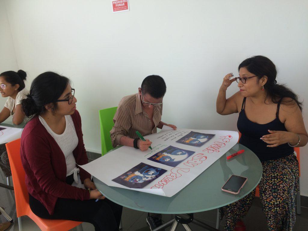 """Avanza Sostenible y la Red Peruana de Masculinidades se suman a la Ruta Participativa """"De salto en salto a la violencia ponemos alto"""""""