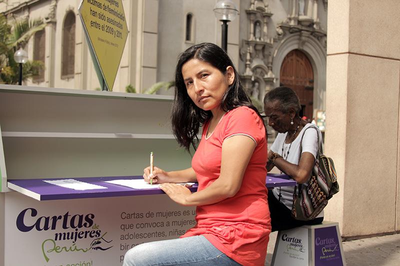 Cartas de Mujeres Perú-2012-2013