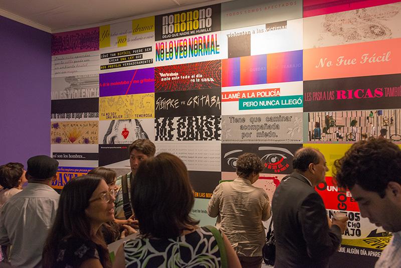 Muestra Museográfica Cartas de Mujeres Perú -2013
