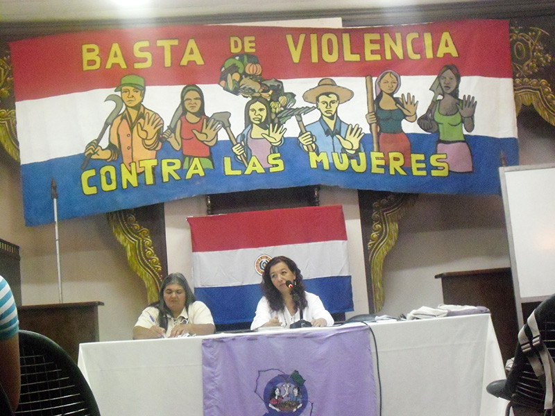 Congreso Conamuri 2011